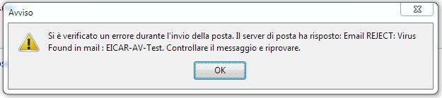 scs sistema mail invio virus 1