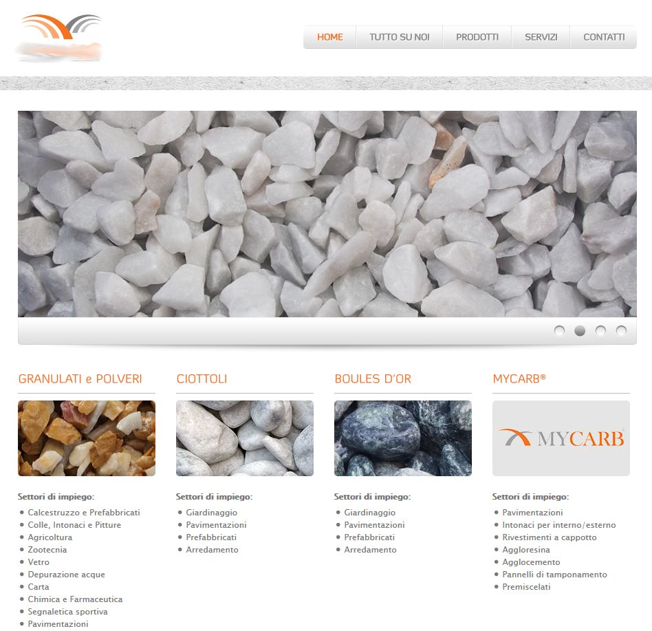hosting sito web aziendale e gestione caselle di posta aziendali