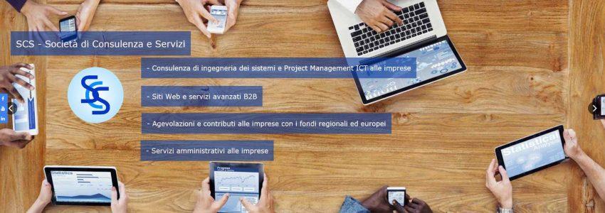 scs web factory sito emozionale e tecnico