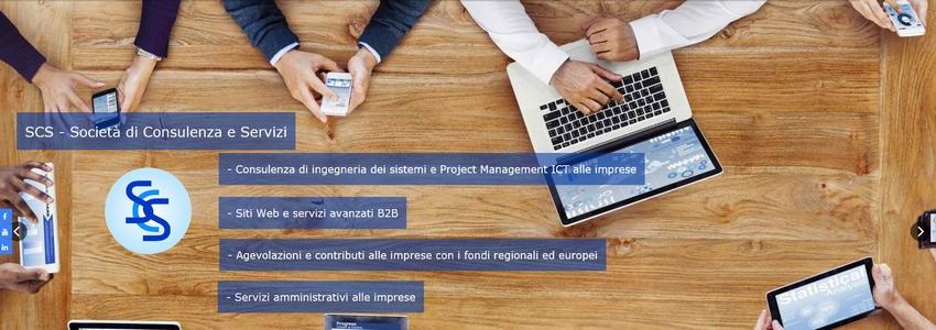 scs web factory sito emozionale e tecnico intro