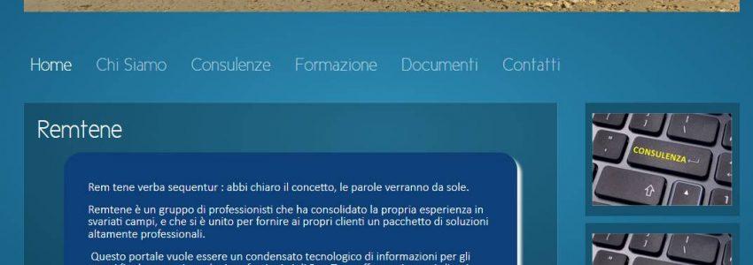 scs web factory sito tecnico