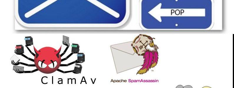 sistema completo di posta con antispam e antivirus