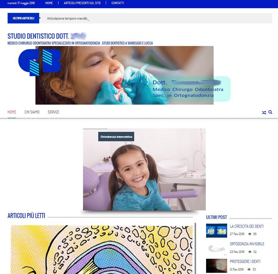 sito tecnico scs webfactory